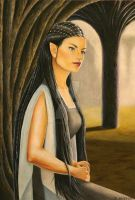 Arwen by Canis-Lupess