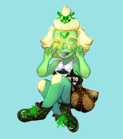 Peridot by octopifer