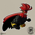 The Rooster from The Show Comic by haroldgeorge-gsting