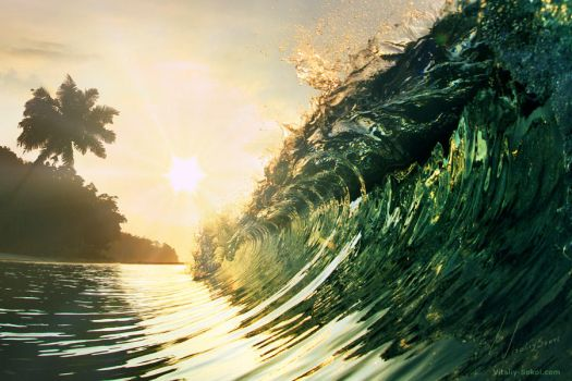 Wave-271113-1s by Vitaly-Sokol