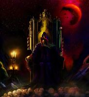 The Dark Throne by kaber13