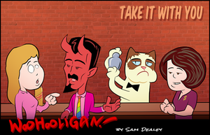Take It With You by woohooligan