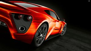 2010 Zenvo ST1 Rear WP by g0dz5