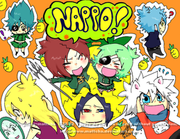 Everybody Nappo by Sweet-n-Spicy-Tea