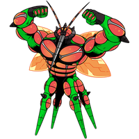 Buzzwole Shiny Dream World