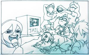 Monopoly with LCF by FezMangaka