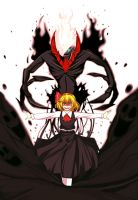 Crossover Rumia and Darkrai