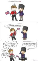 Klaine - The United Kurtdom by Geminico