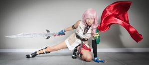Lightning : Final Fantasy XIII by 200sheets