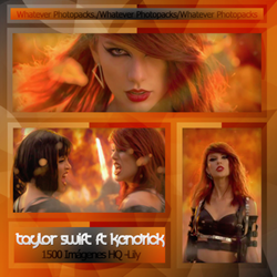 +Screen Captures: Taylor Swift ft. Kendrick Lamar. by Whatever-Photopacks