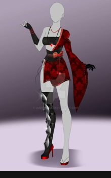 Outfit 692 by LudedWolf