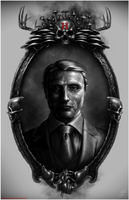 Hannibal by ZachSmithson