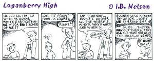 Loganberry High #6 by ibnelson