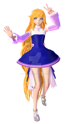 [MMD] Abbi [NO DOWNLOAD] by GetSquiddy