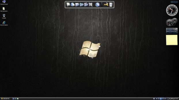 My XP Ultimate edition by Michael2507