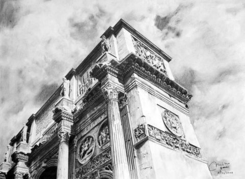 The Arch III by phnx90