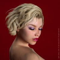 Digital Beauty Series - Portraiture (July15) by Digital-Beauty-Serie
