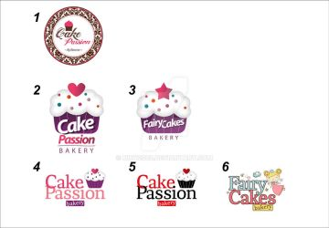 Fairy Cakes - Logo by nicy2002