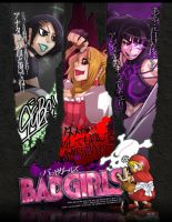 BAD GIRLS by nanapow