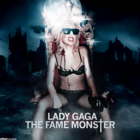 Lady GaGa - The Fame Monster 4 by other-covers