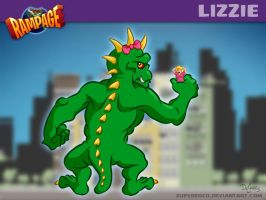Rampage - Lizzie by SuperEdco