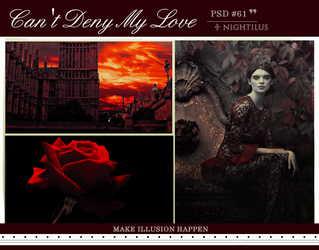 Can't Deny My Love PSD Coloring #61 by Nightilus by MakeIllusionHappen