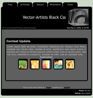 Vector-Artists Black by vector-artists
