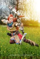 Shoot ! by Lili-cosplay