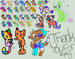NYP Adopts - ALL MUST GO ((OPEN)) by Blooxi