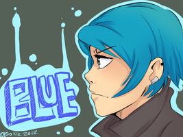 Blue by Little-Miss-Boxie