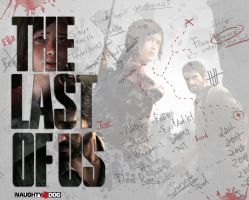 The Last Of Us Poster by SidMaster