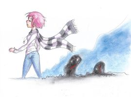 AT: Leave Your Demons Behind by maffy-pop