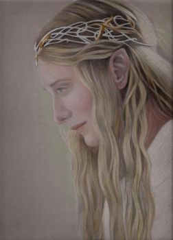 Galadriel--Lord of the Rings by PamelaKaye