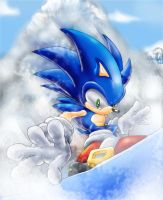 Sonic Avalanche by CPC