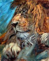 Aslan by brmart