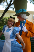 Oh, that Hatter by DisneyLizzi