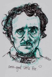 Poe by carriebreathesbooks