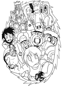 Portal: Portals WIP by forte-girl7