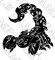 .:Scorpio:. by chickenMASK