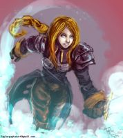 Agrias Oaks by Taylor-payton