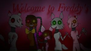 Welcome to Freddy's by Pinkwolfly