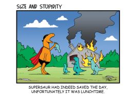 Supersaur 2 by Size-And-Stupidity