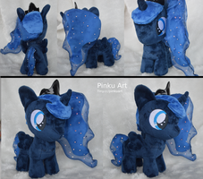 More Luna filly by PinkuArt