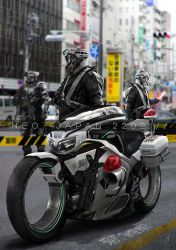 NEO JAPAN 2202 - SHIROBAI by johnsonting