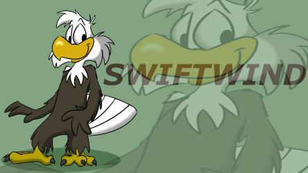 Swiftwind Wallpaper by Foxlover91