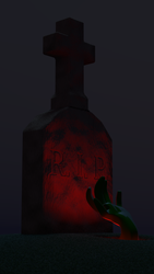 Grave by NycroShears