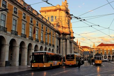 Terreiro do Paco by soulsweeper