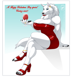 A Happy Valentines Day mah Lady special_nr complet by wsache007