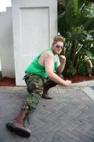 Guile cosplay 3 by dante-is-god
