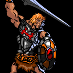He-Man - Final by 8-bitAsher